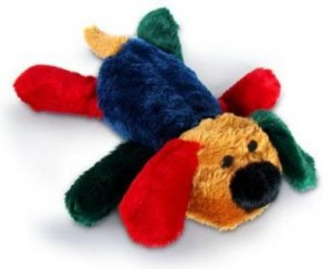 Cão de pelúcia